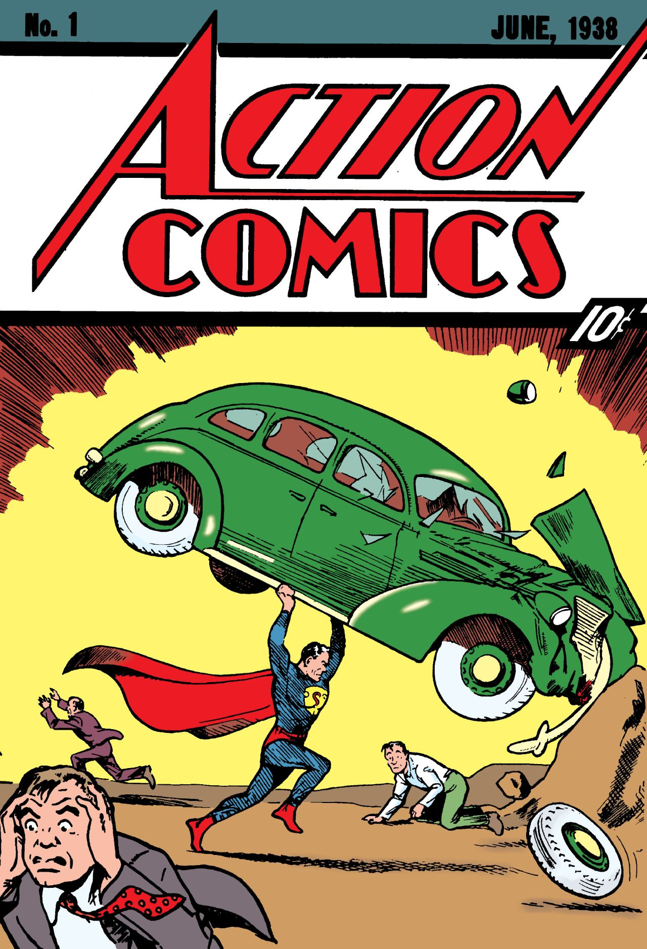 Nothing Was Ever The Same: 10 Comics That Changed The Game