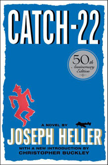 Book cover for Catch 22
