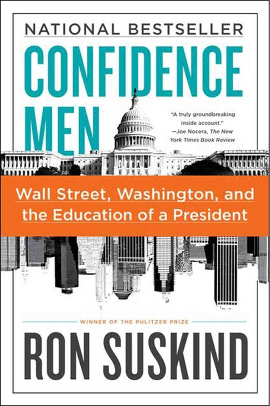 Confidence Men book cover