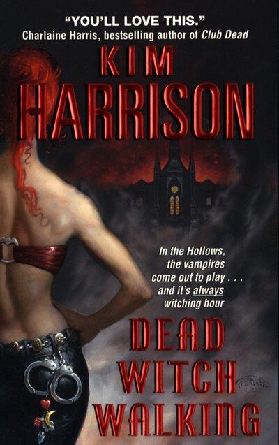 Kim harrison hollows in book sex