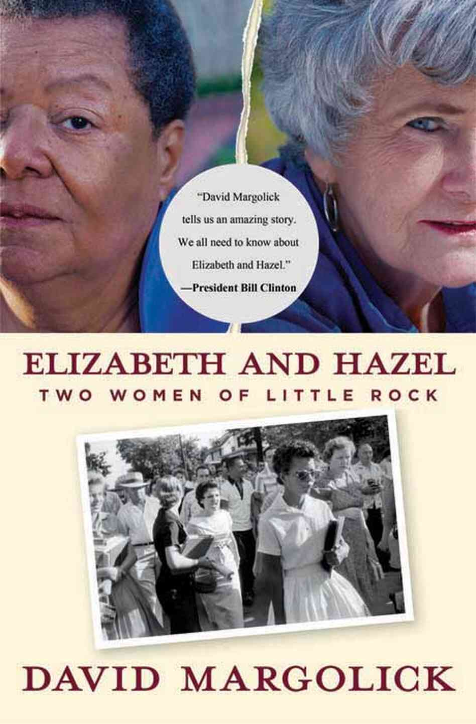 Elizabeth and Hazel cover.