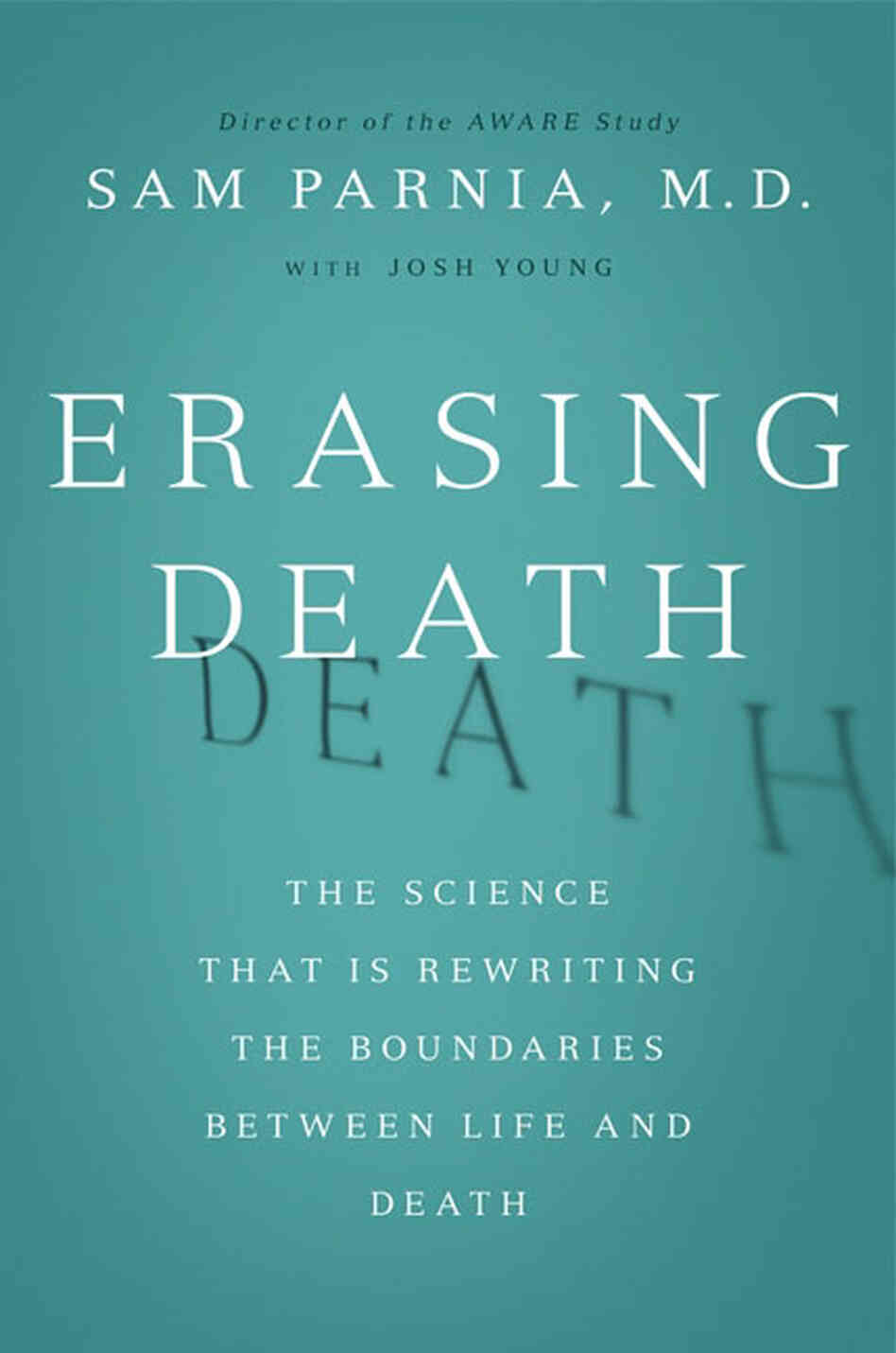 Cover of Erasing Death
