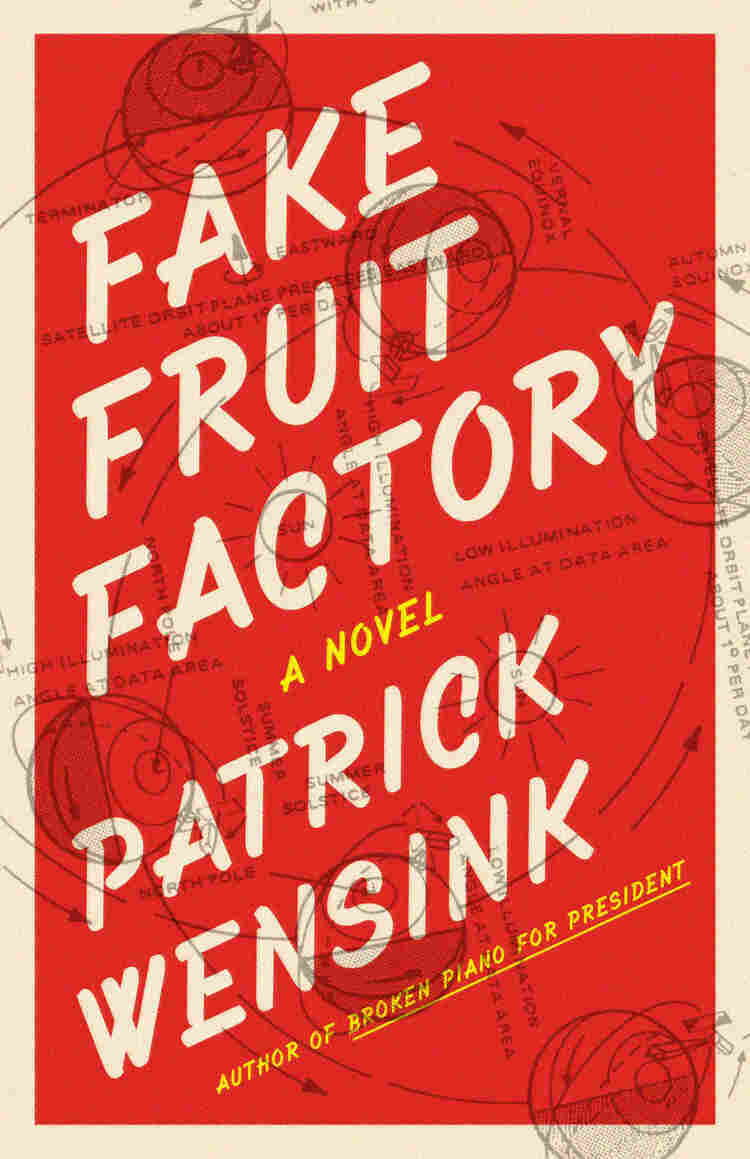 Fake Fruit Factory book cover