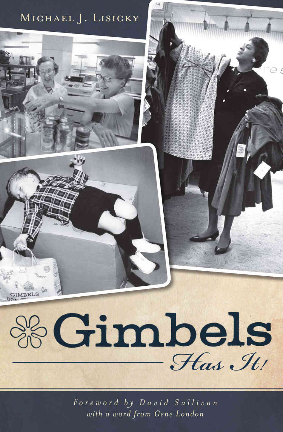Gimbels Has It