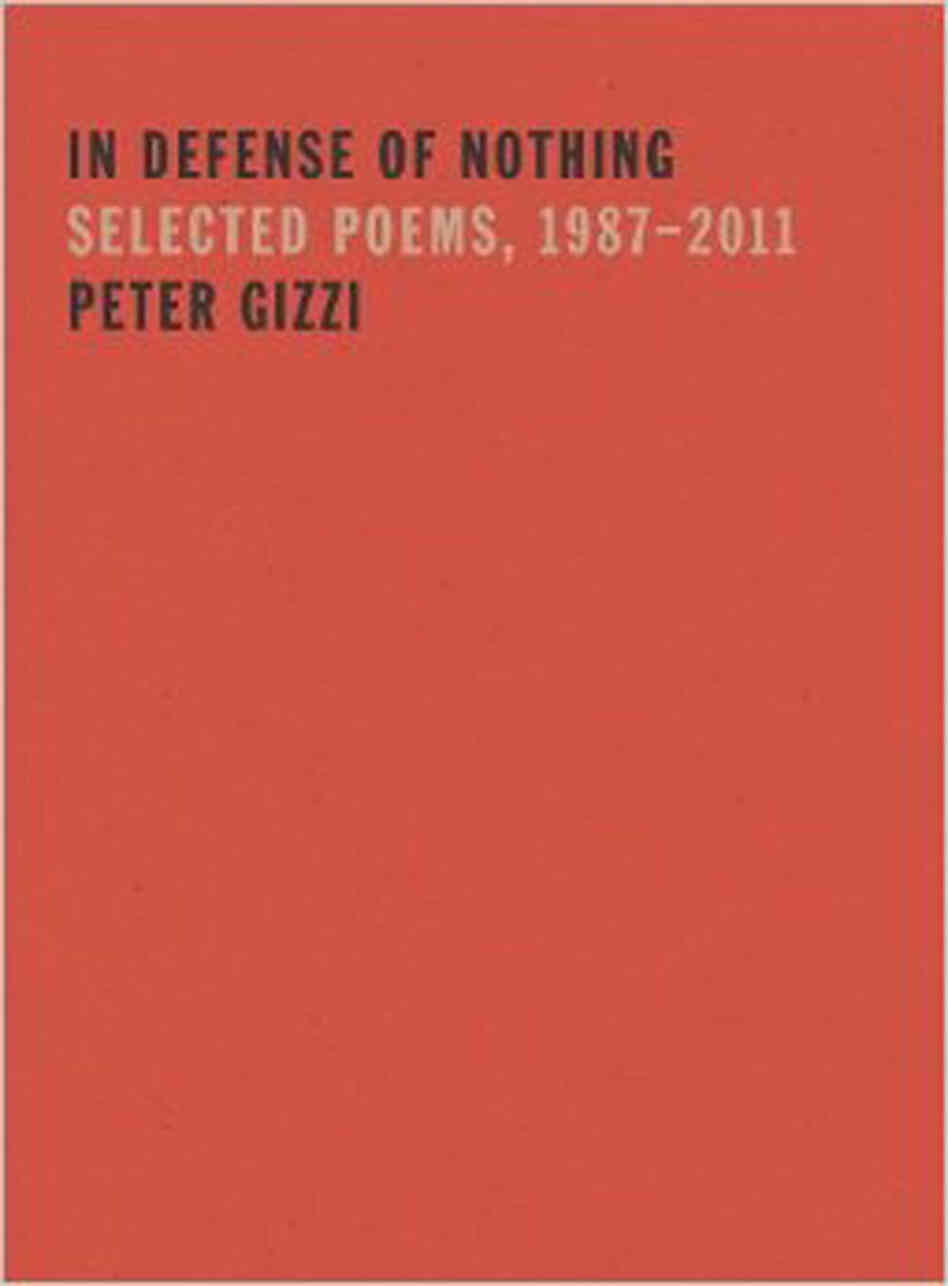 For Gizzi poetry
