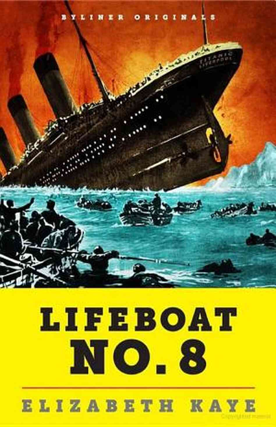 Lifeboat No. 8