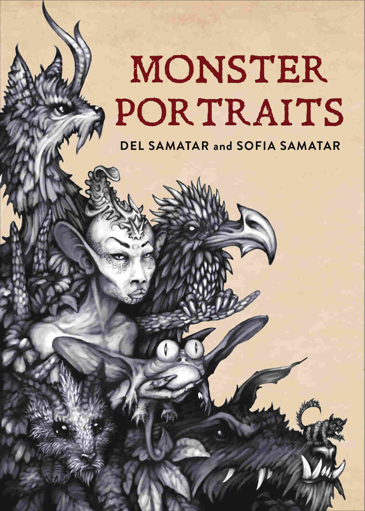 Monster Portraits, by Sofia Samatar and Del Samatar