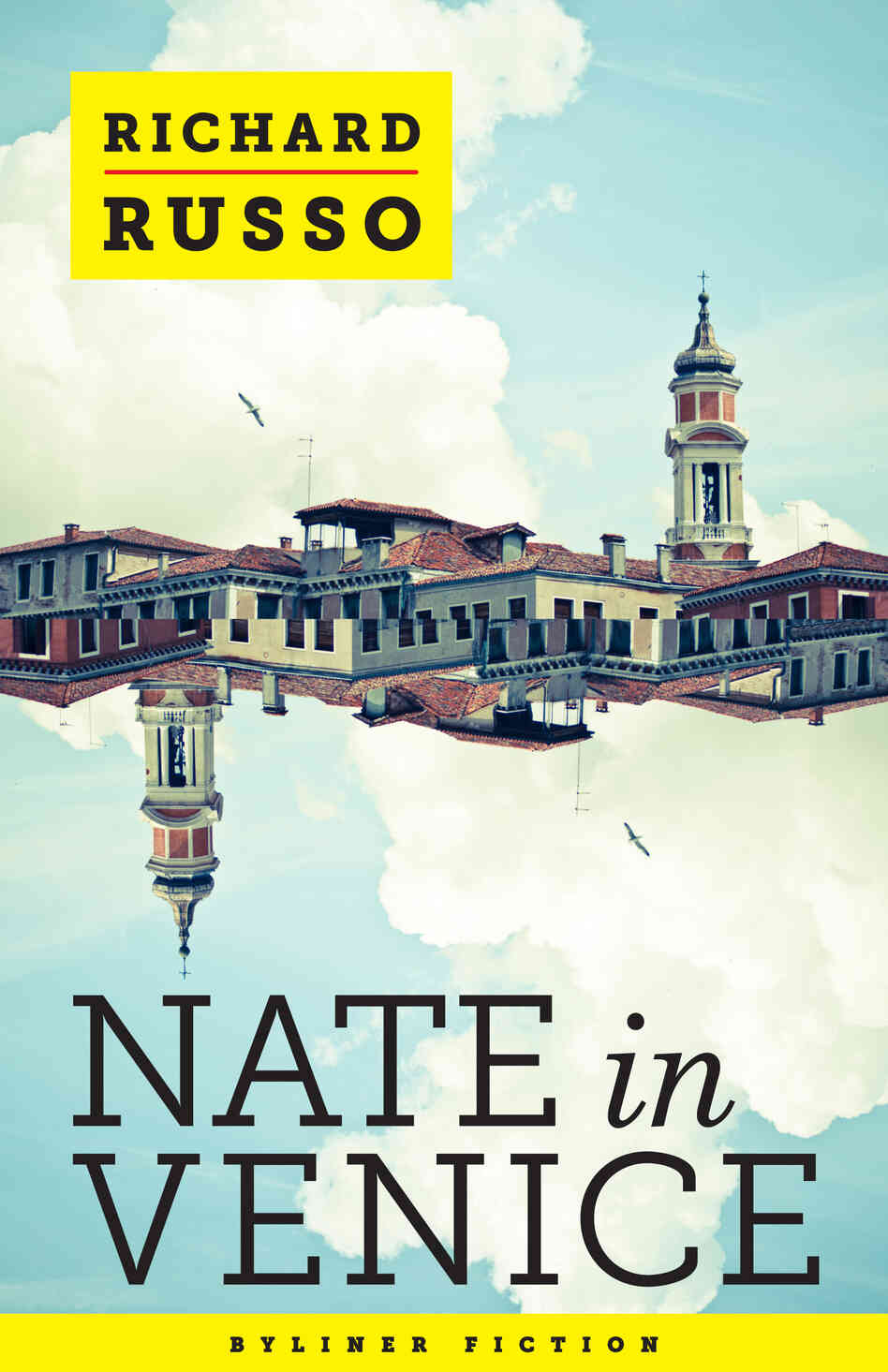 Nate in Venice cover