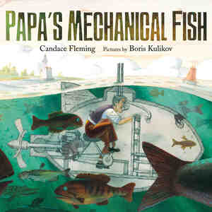 Papa's Mechanical Fish cover