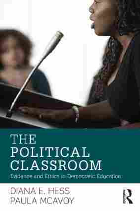 The Political Classroom cover