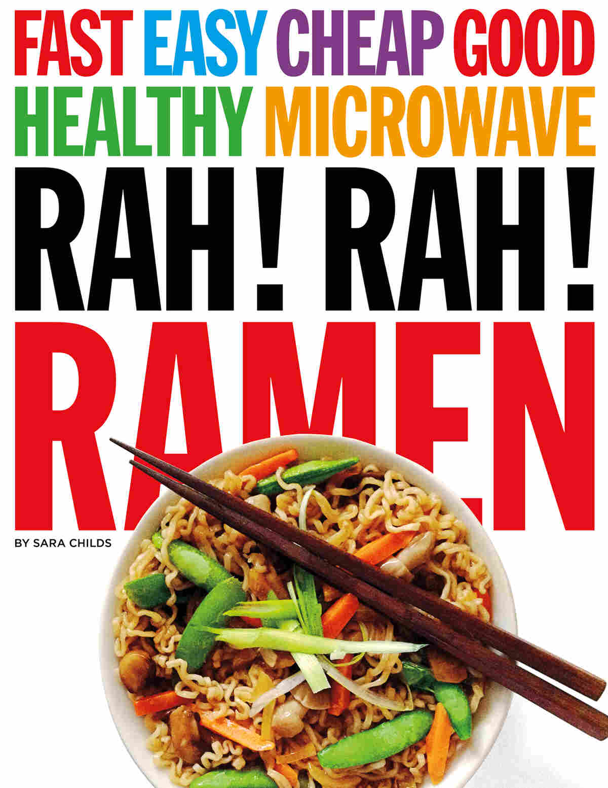 Rah! Rah! Ramen book cover