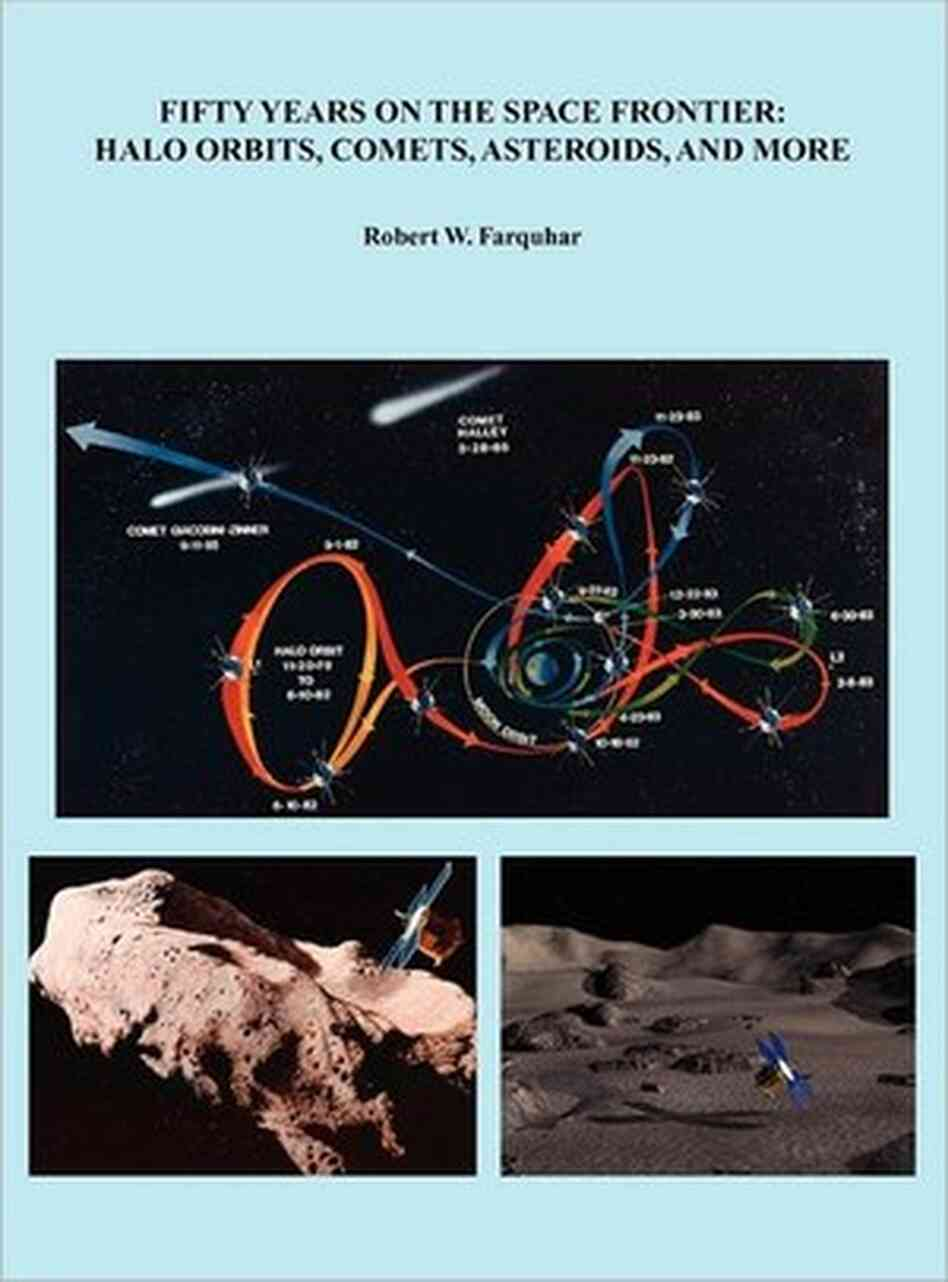 Fifty Years on the Space Frontier: Halo Orbits, Comets, Asteroids, and More