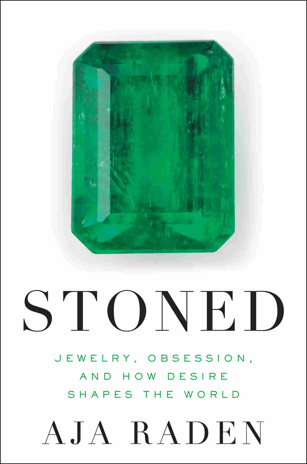 Stoned book cover