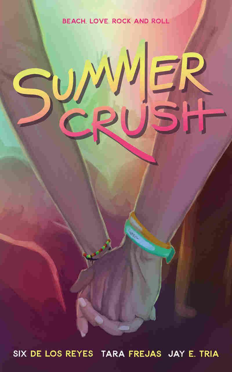 Summer Crush, by Six de los Reyes, Jay E. Tria and Tara Frejas