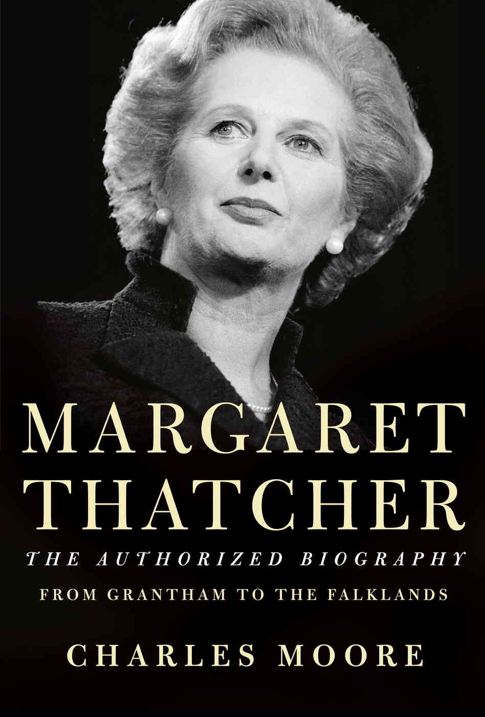 Margaret Thatcher cover
