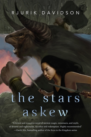 The Stars Askew cover