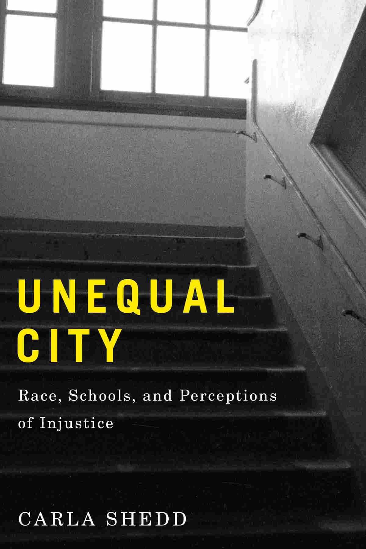 Unequal City cover