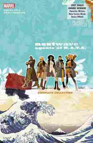Nextwave Agents of H.A.T.E.