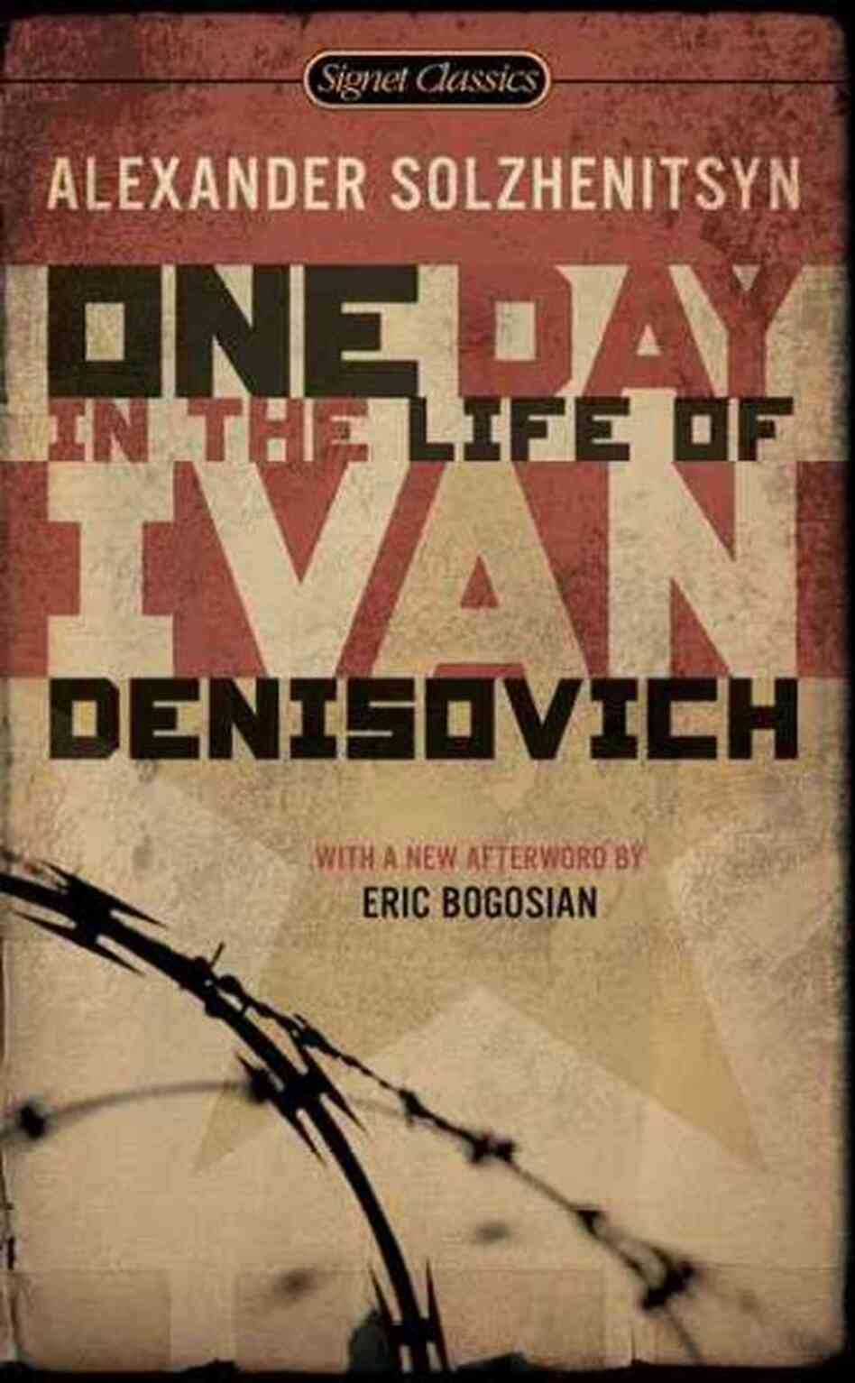 "a day in the life of ivan denisovich - a day in the life of ivan denisovich the novel: a day in the life of ivan denisovich (written by alexander solzhenitzyn), tells the story of a russian soldier's life in a siberian labor camp around the time of world war ii the protagonist in the story, ivan, better known as ""shukhov"", is wrongly accused of committing treason and is."