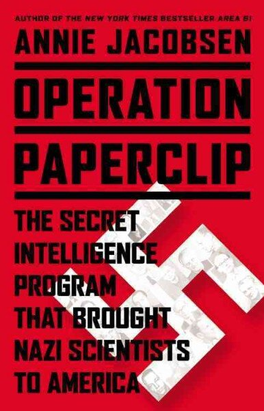 Image result for images of operation paperclip