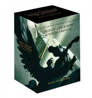 Percy Jackson Boxed Set