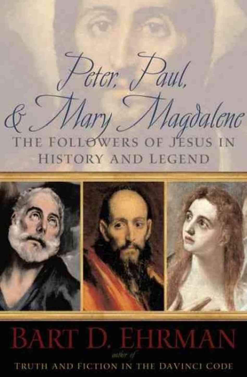 Peter, Paul, And Mary Magdalene