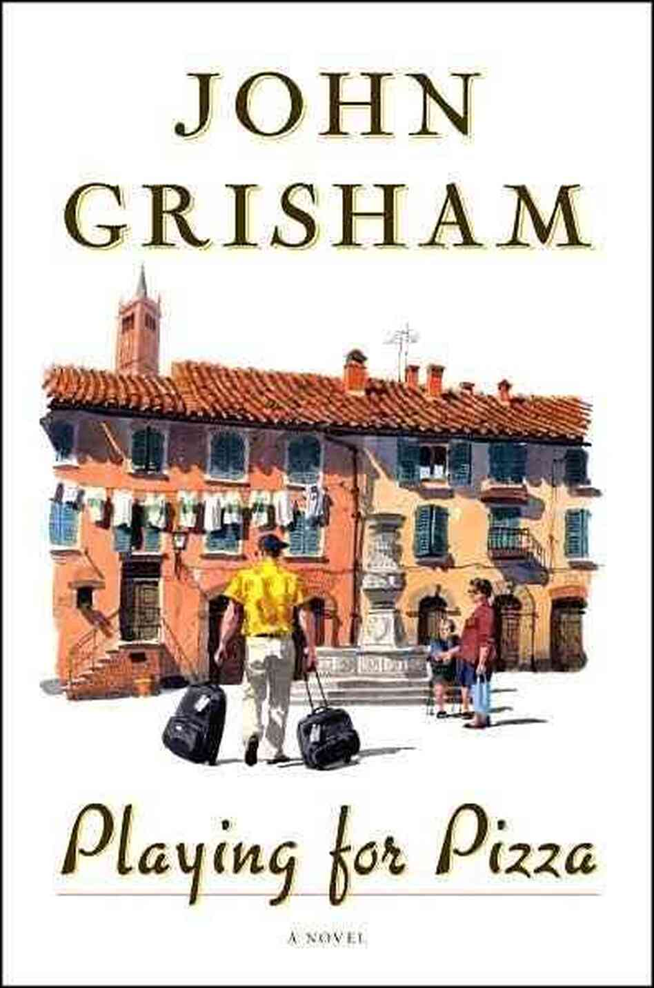 a synopsis and features of john grishams novels The firm is a 1991 legal thriller by american writer john grisham his second book, it was grisham's first which gained wide popularity in 1993, after selling 15 million copies, it was made into a film starring tom cruise , gene hackman and jeanne tripplehorn.