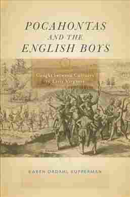 Pocahontas and the English Boys