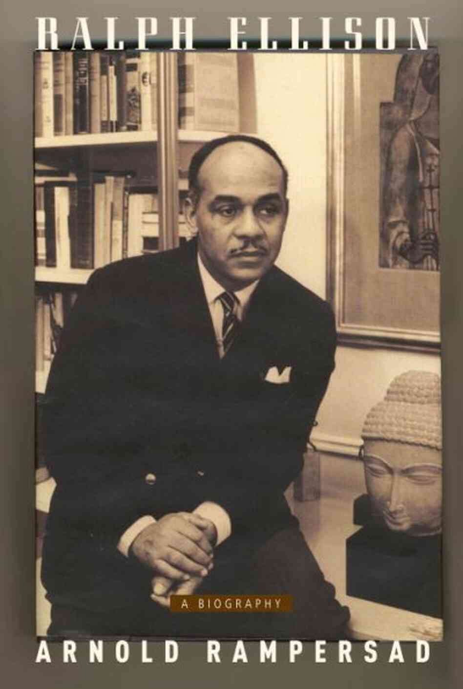 Ralph ellison biography