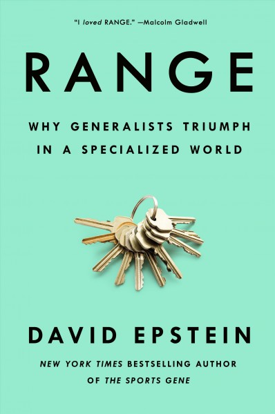'Range' Argues That Specialization Should Not Be The Goal For Most