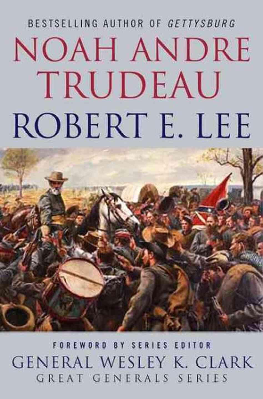 3 page essay robert e lee Historians john marszalek and craig symonds look at the military rivalry  between civil war generals ulysses s grant and robert e lee.