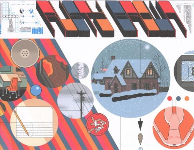 In 'Rusty Brown,' Chris Ware Resolves To Find The Good In Everyone
