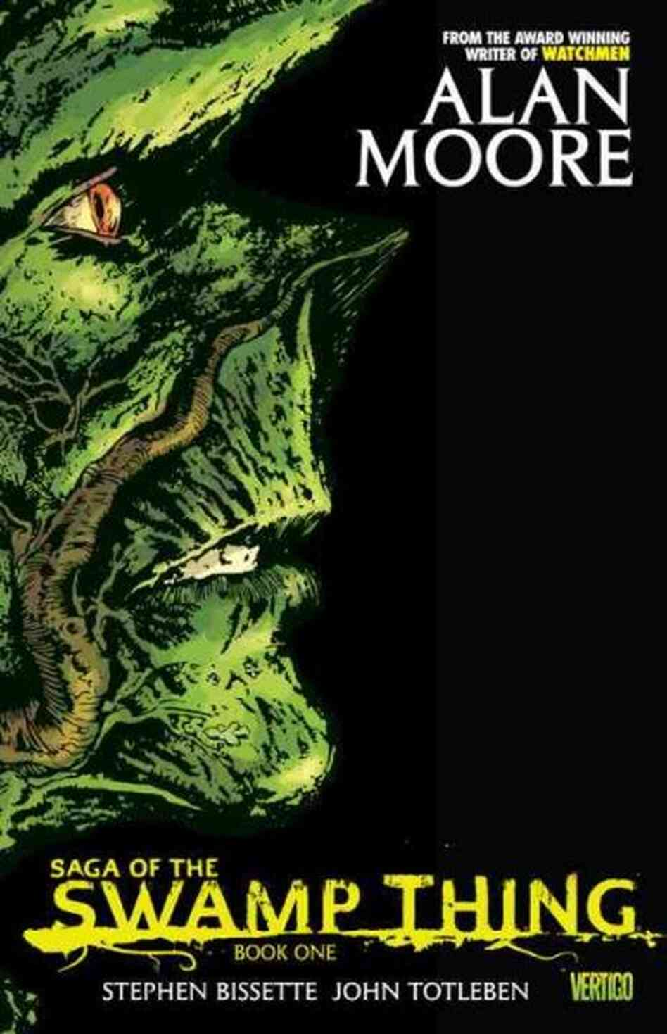 Saga of Swamp Thing 1