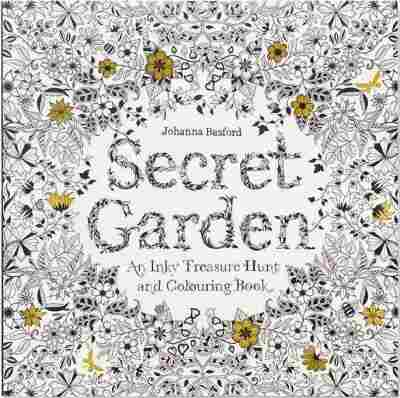 Interview Johanna Basford Author Of Secret Garden And