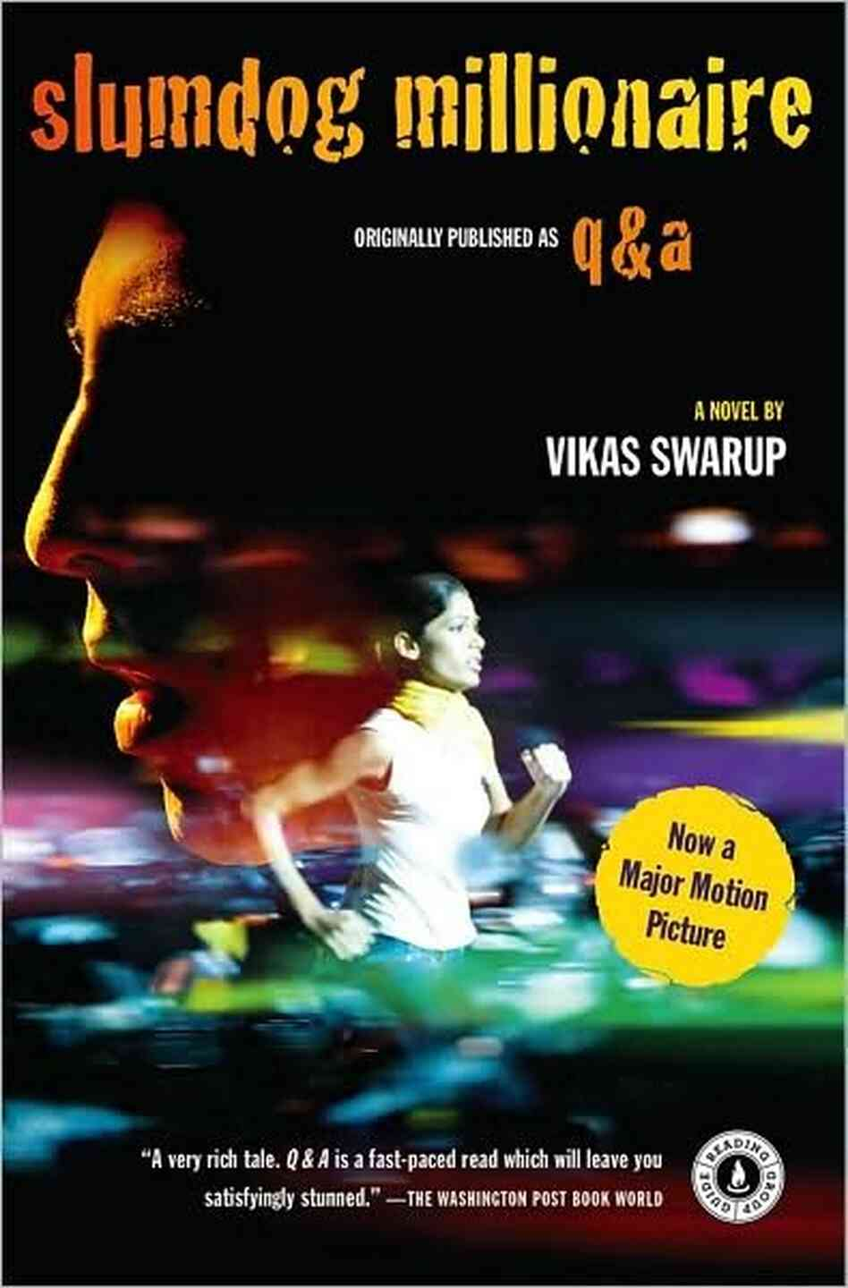 "book report of slumdog millionaire Summary: slumdog millionaire is the first great film of the new ""flat world"" ""jamal""   in this case, the film slumdog millionaire is definitely better than the book."
