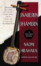 Snakeskin Shamisen