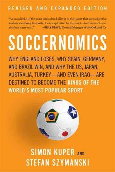 Soccernomics Npr