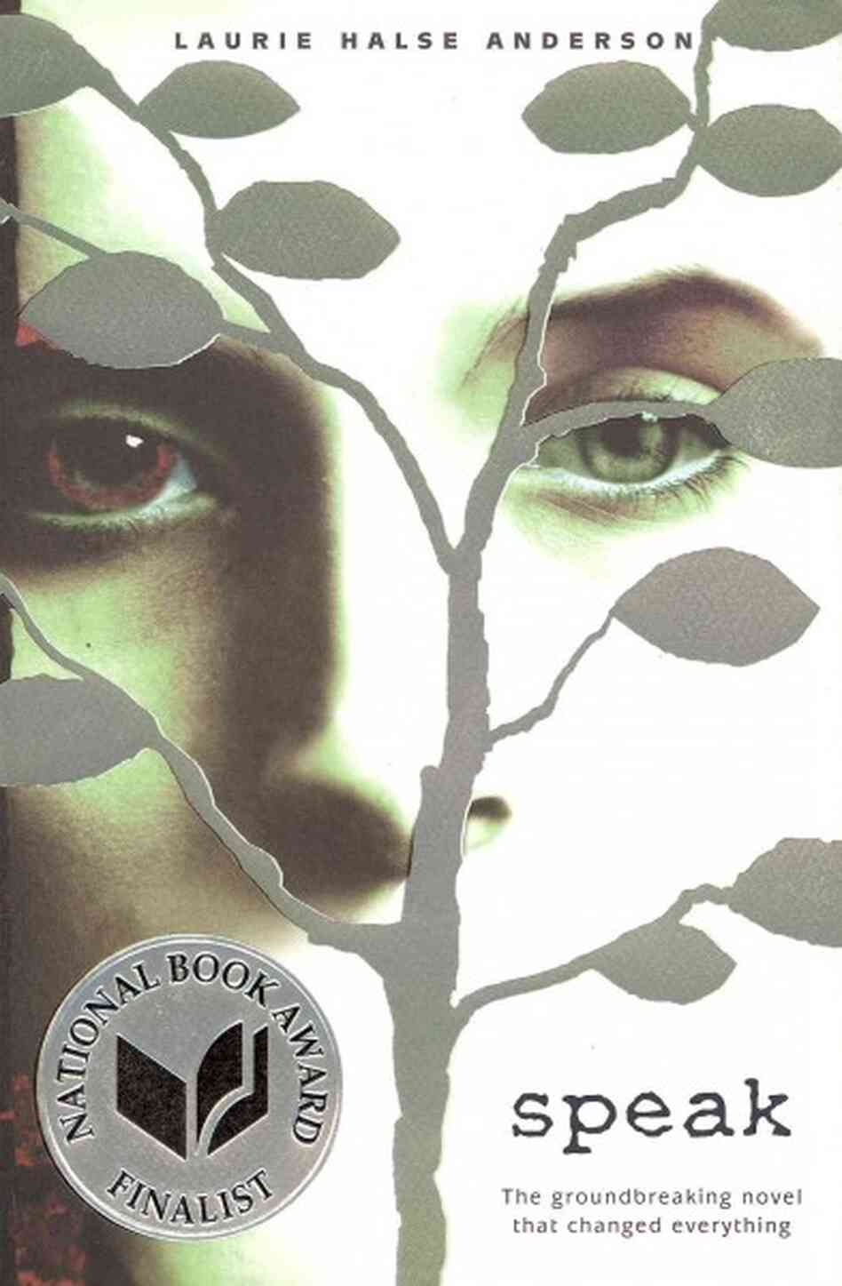 a review of speak a novel by laurie halse anderson Laurie halse anderson - speak speak-pages of irritation the silent treatment compelling life story a must read for your teen.
