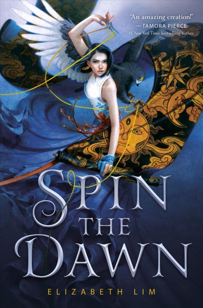 'Spin The Dawn' Stitches Up A Fabulous Fantasy