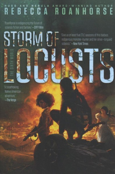Belonging And Betrayal Drive The Action In 'Storm Of Locusts'