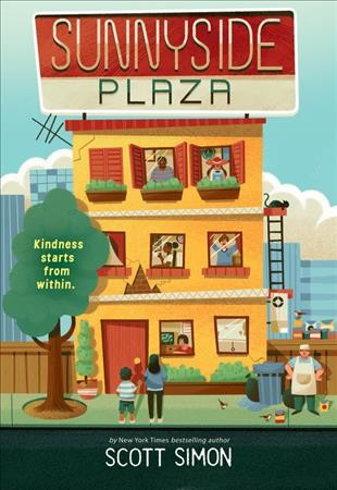 Scott Simon Draws The Mystery Of 'Sunnyside Plaza' From His Own Past