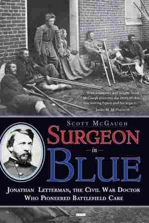 Surgeon in Blue