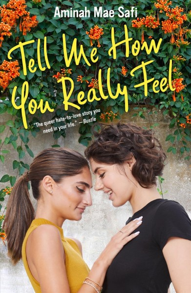In 'Tell Me How You Really Feel,' A Touching, TV-Inspired Love Story