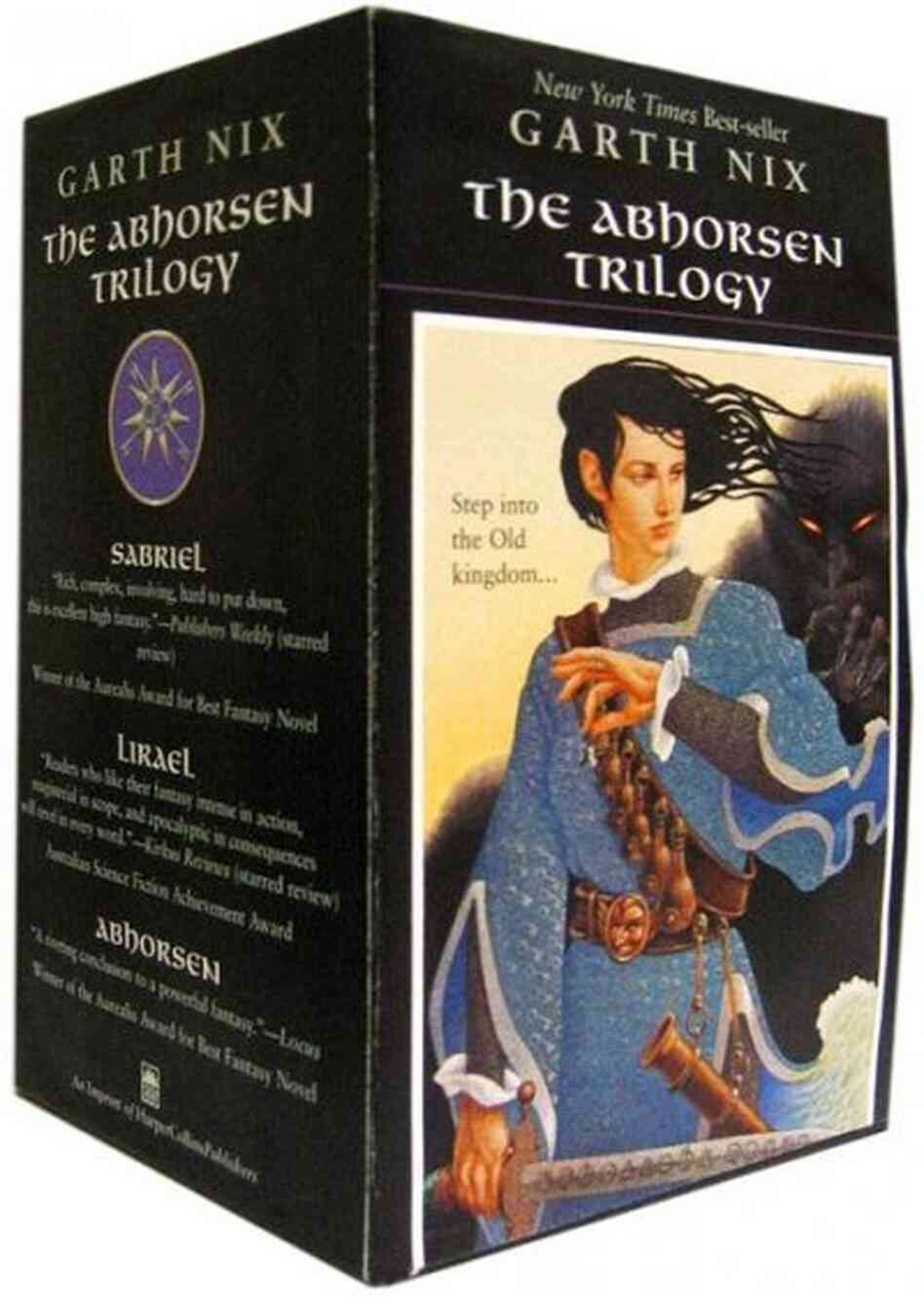 The Abhorsen Trilogy