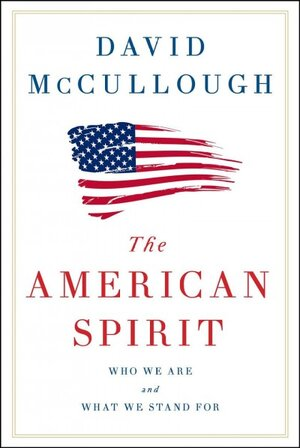 Image result for clip art cover The American Spirit by David McCullough