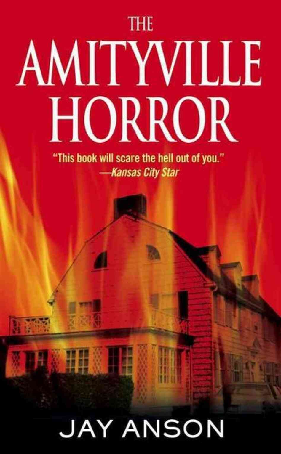 The amityville horror npr for Classic house books