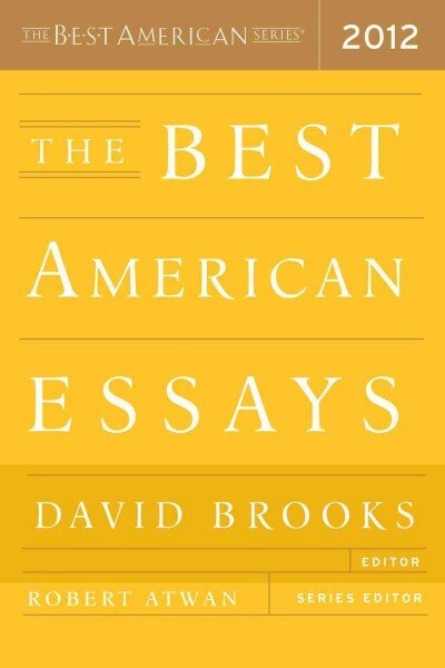 the best american essays npr the best american essays 2012