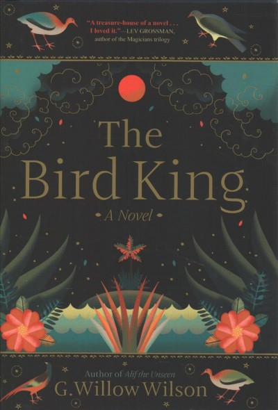 Building A Home Of Stories In 'The Bird King'