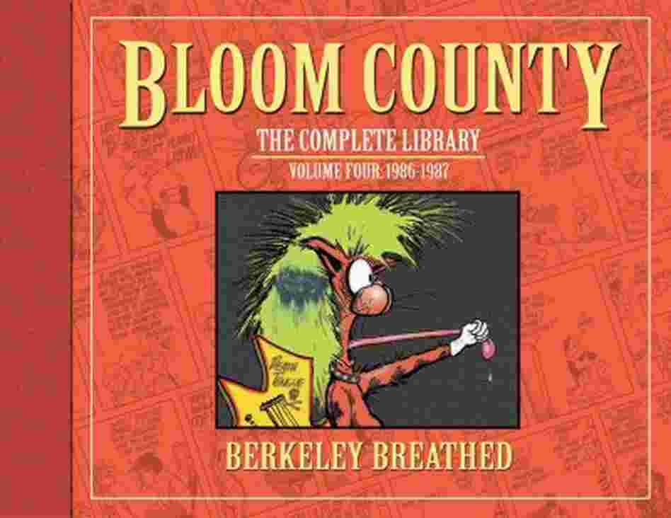 The Bloom County Library 4