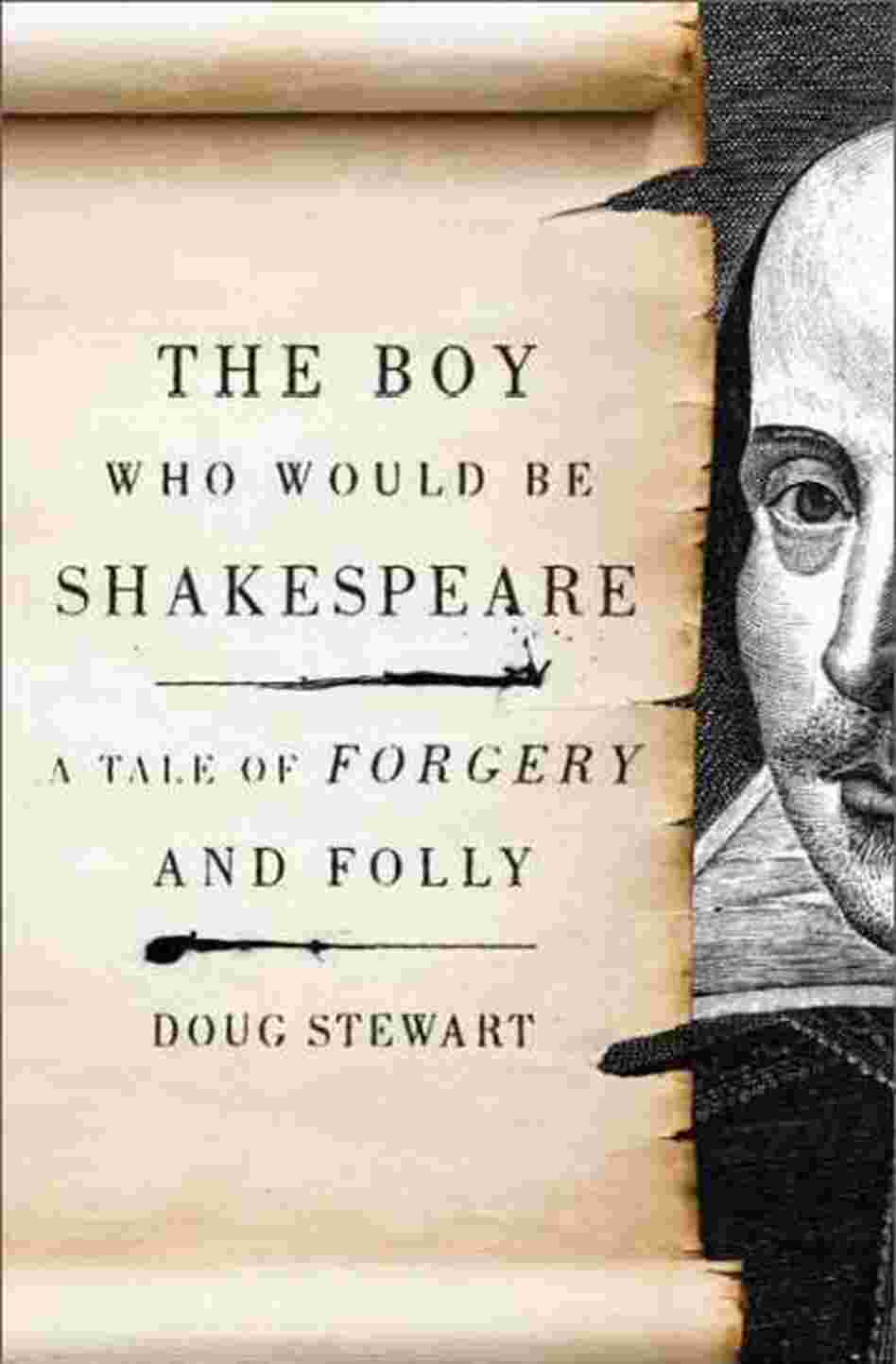 The Boy Who Would Be Shakespeare